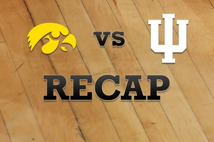 Iowa vs. Indiana: Recap, Stats, and Box Score