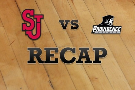 St John's vs. Providence: Recap, Stats, and Box Score