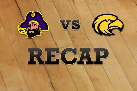 East Carolina vs. Southern Miss: Recap, Stats, and Box Score