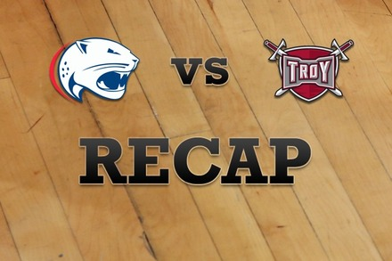 South Alabama vs. Troy: Recap, Stats, and Box Score