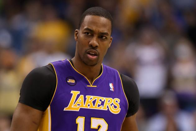 How LA Lakers Can Win Dwight Howard over