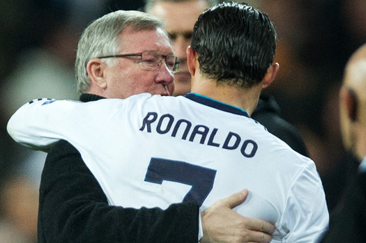 Sir Alex Ferguson Has Played Down Reports of a Move for Cristiano Ronaldo