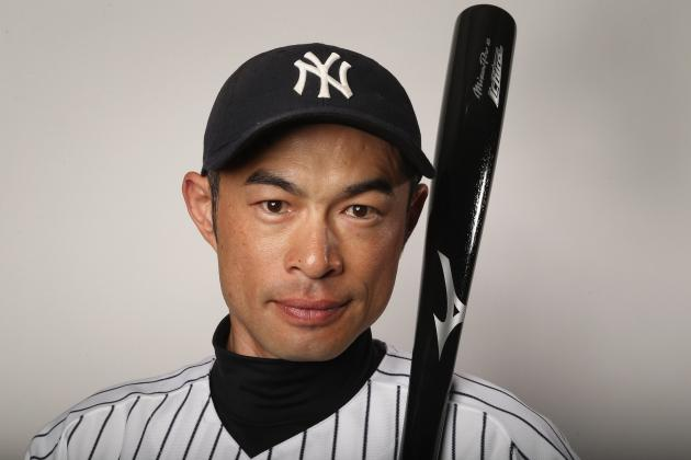 Yankees' Ichiro Suzuki Avoids Injury Following Car Accident