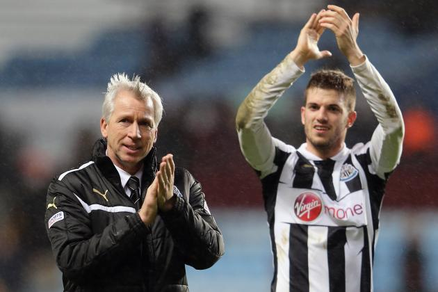 Alan Pardew Has Backed Newcastle to Go All the Way in the Europa League