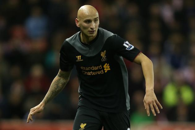 Shelvey Could Be Available for £7M with Stoke Lining Up a Summer Move