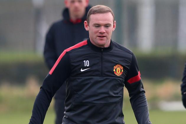 Wayne Rooney: Real Madrids Visit to Old Trafford Will Be Special Night