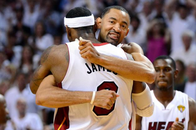 Miami Heat Sign NBA Veteran Juwan Howard to 10-Day Contract