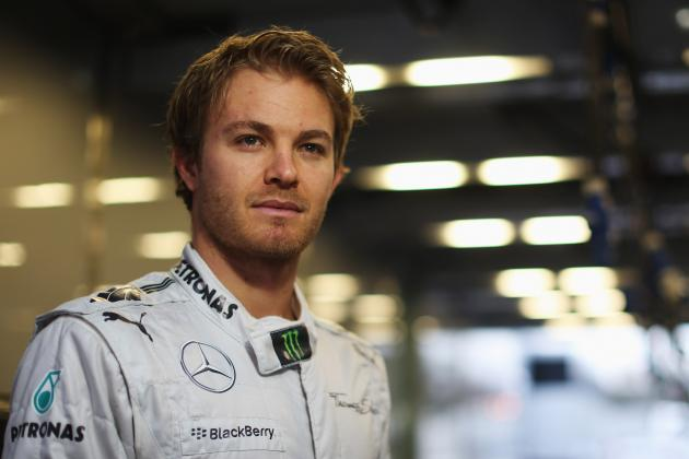 Rivals Yet to Show Pace -- Nico Rosberg