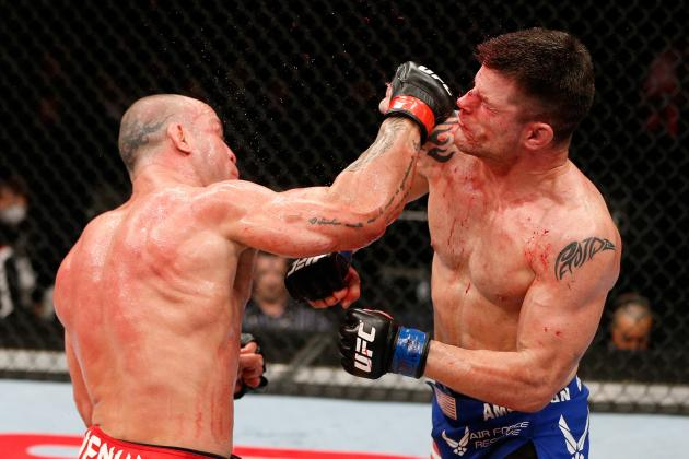 UFC on Fuel 8 Results: How in the World Did Wanderlei Silva Beat Brian Stann?