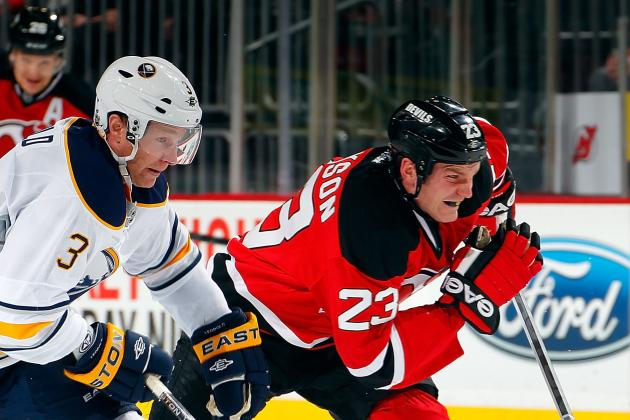 Devils Lose Fourth Straight, Fall to Sabres in Shootout, 4-3