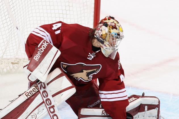 Coyotes Earn Huge Win over Ducks