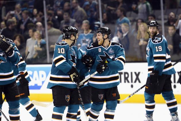 Rare Power-Play Goals Lift Sharks by Predators