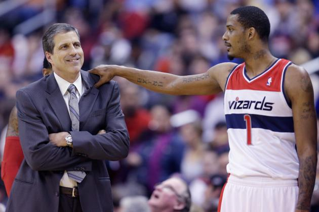 Wizards' Trevor Ariza Adjusting Well to His Role off the Bench
