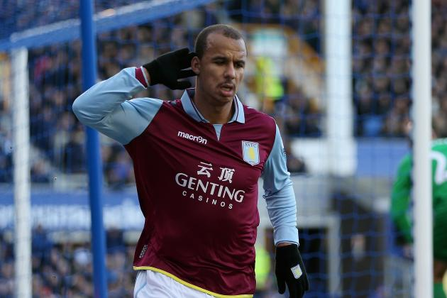 Premier League: Gabriel Agbonlahor Is Happy to Stay at Aston Villa