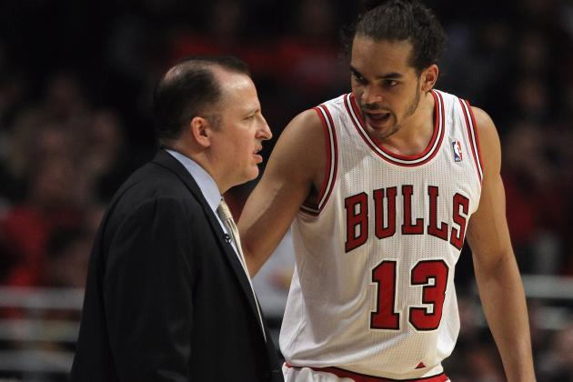 Joakim Noah Says Thibodeau 'Doesn't Understand the Whole Rest Thing'