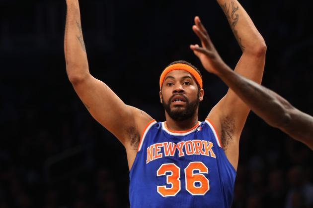 Are New York Knicks Right to Keep Injured Rasheed Wallace on Roster?