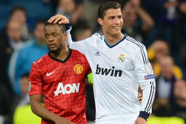 Manchester United vs. Real Madrid: Predicting the Starting Lineups