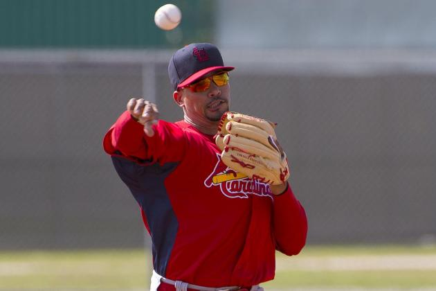 Rafael Furcal Shut Down from Baseball Activities by Matheny