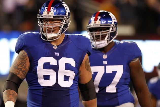 Who Will Be the New York Giants Starting Right Tackle in 2013?