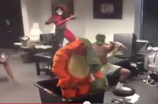 Raiders Release Worst Harlem Shake Video Ever ?