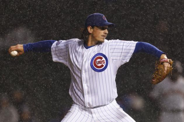 Jason Samardzija Named Opening Day Starter for Cubs