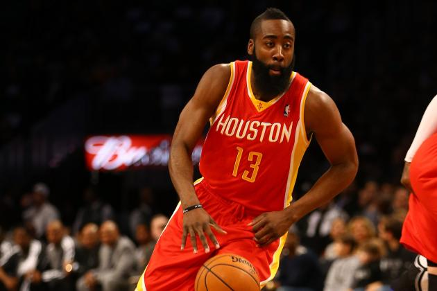 Dallas Mavericks vs. Houston Rockets: Live Score, Results and Game Highlights