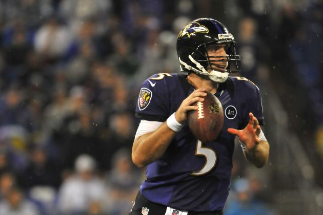 Ultimately, Ravens Got Flacco for Seven Years, $127.3 Million