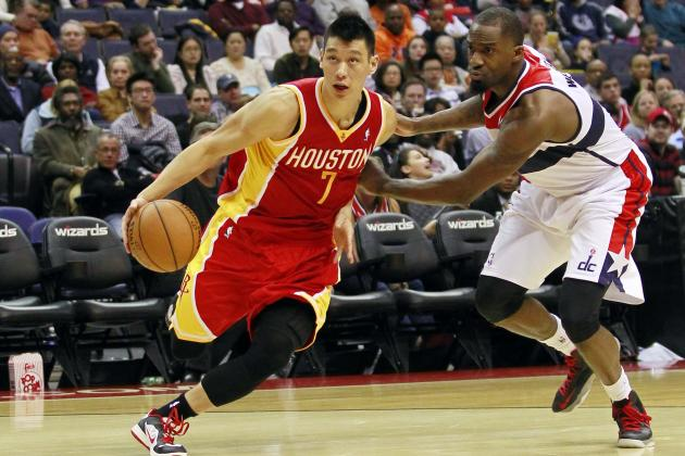 Jeremy Lin Must Take Advantage of Weaker Opponents to Help Rockets' Playoff Push