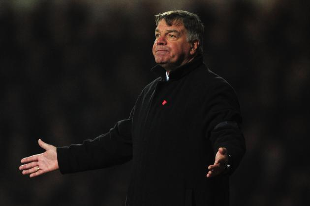 Sam Allardyce Believes Premier League Survival Will Secure Him a New Deal