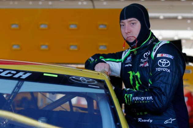 Kyle Busch to Start at Rear of Field After Engine Change