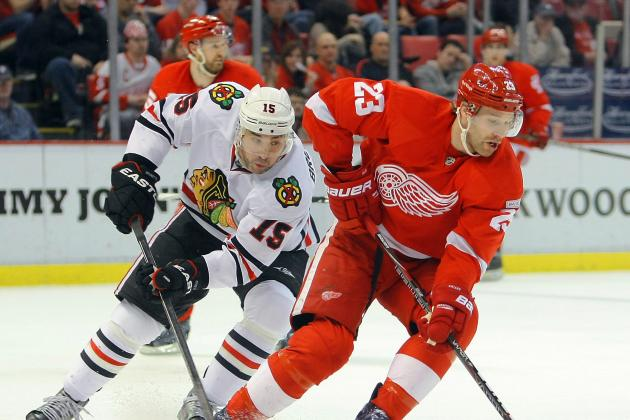 ESPN Gamecast: Chicago Blackhawks vs. Detroit Red Wings