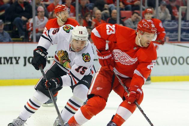 ESPN Gamecast: Chicago Blackhawks vs. Detroit Red Wings
