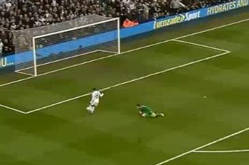 Lennon Stuns Gunners