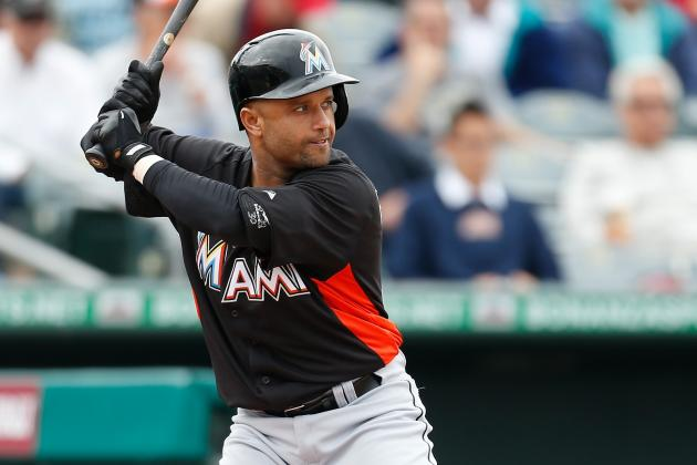 Marlins Third Baseman Placido Polanco out with Back Spasm