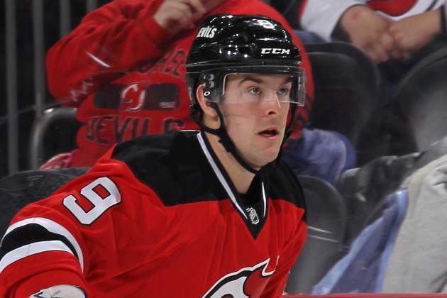 Devils Put Bobby Butler on Waivers
