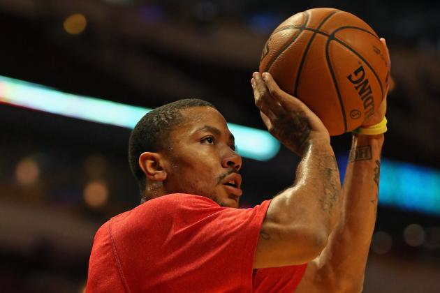 Derrick Rose's Return Wouldn't Make Chicago Bulls NBA Title Contenders