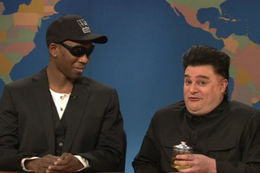 Dennis Rodman and Kim Jong-Un Explain Their Friendship on SNL