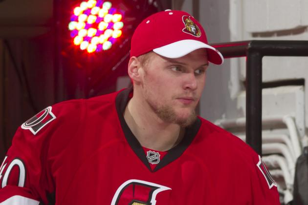 Robin Lehner to Make 2nd Start of Season; Mike Lundin out