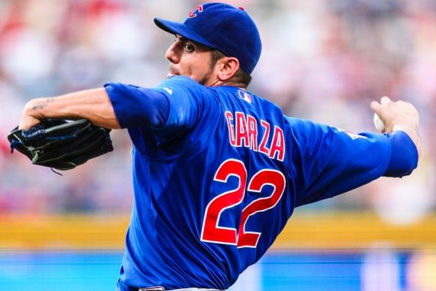 Matt Garza Injury: Updates on Cubs Star's Lat Strain