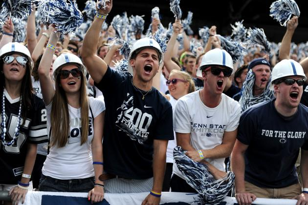 Penn State: Nittany Lions Ready to Welcome Maryland to the Big Ten as a Rival
