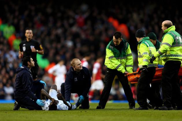 AVB: Adebayor, Dembele Should Be Available vs. Inter