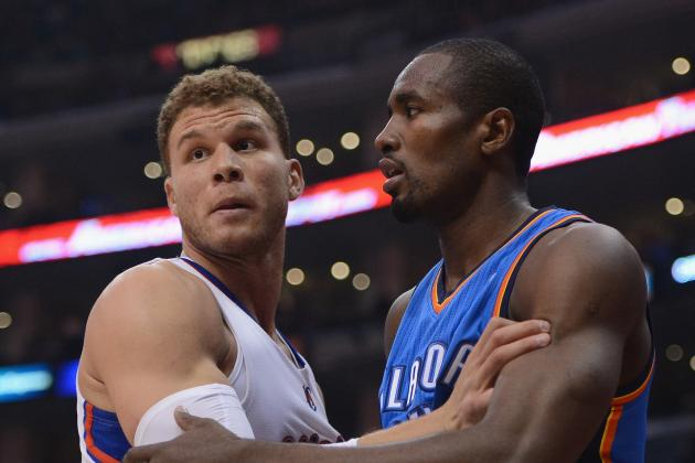 Oklahoma City Thunder vs. LA Clippers: Live Score, Results and Game Highlights