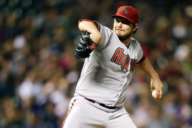 Diamondbacks Renew Wade Miley's Contract for $500,000