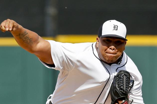 Rondon Shaky; Tigers GM Says Club Not Eyeing Another Closer -- Yet