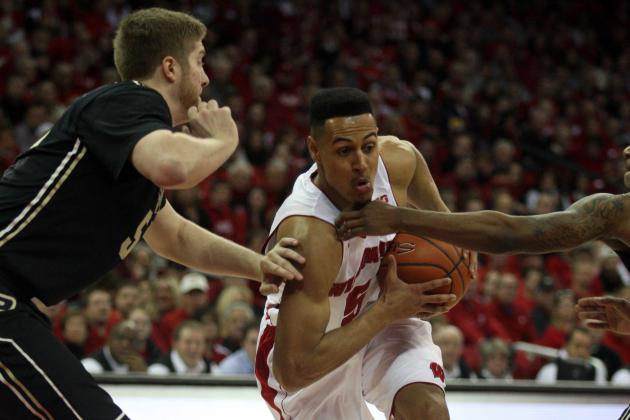 Byrd, Purdue Rally to Upset No. 17 Wisconsin