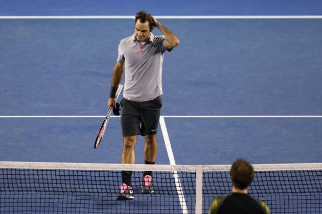 Roger Federer's Elite Status Continues to Slip Away Amidst 2013 Struggles