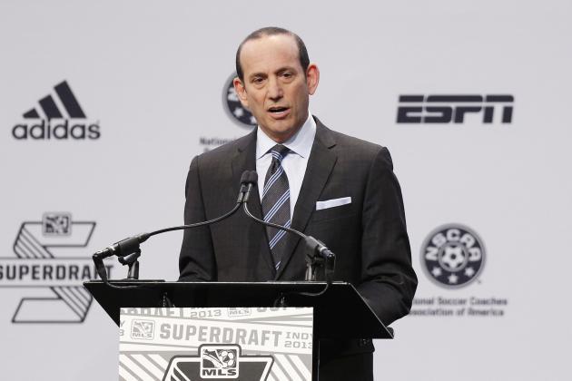 MLS Commissioner Don Garber Talks TV Ratings, Expansion, Chivas USA and More