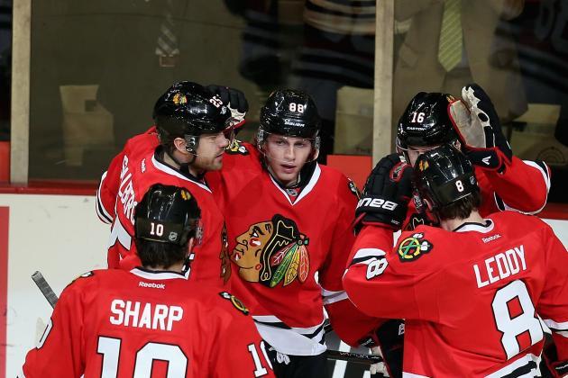 Patrick Kane Helps Blackhawks Continue Point-Streak