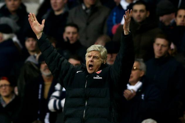 Arsene Wenger: Arsenal Loss Difficult to Swallow but No Power Shift