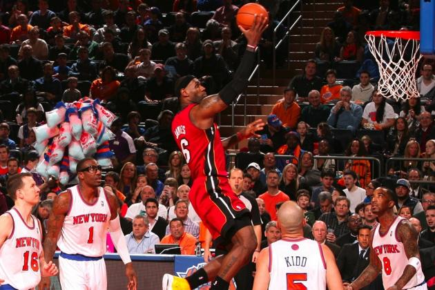Heat vs. Knicks: Live Analysis, Score Updates and Highlights